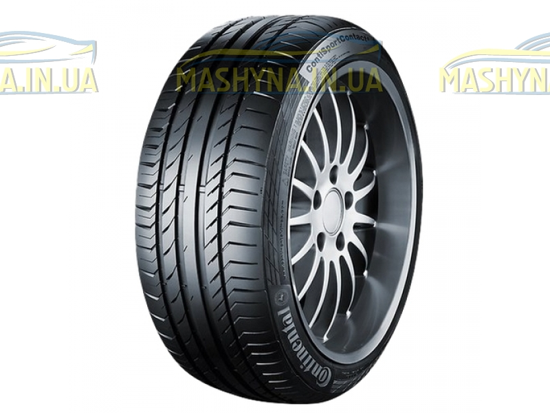 CONTINENTAL SPORTCONTACT5 92Y 225/40 R18 AO1 XL