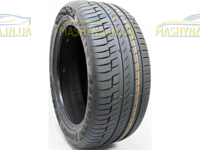 CONTINENTAL PREMIUM 6 255/60 R18 112V XL DOT2018