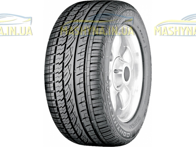 CONTINENTAL CROSS UHP 255/50 R19 103W MO DOT2018