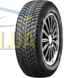 Купить NEXEN NBLUE 4 SEASON 225/50 R17 98V XL DOT2017 в интернет-магазине mashyna.in.ua