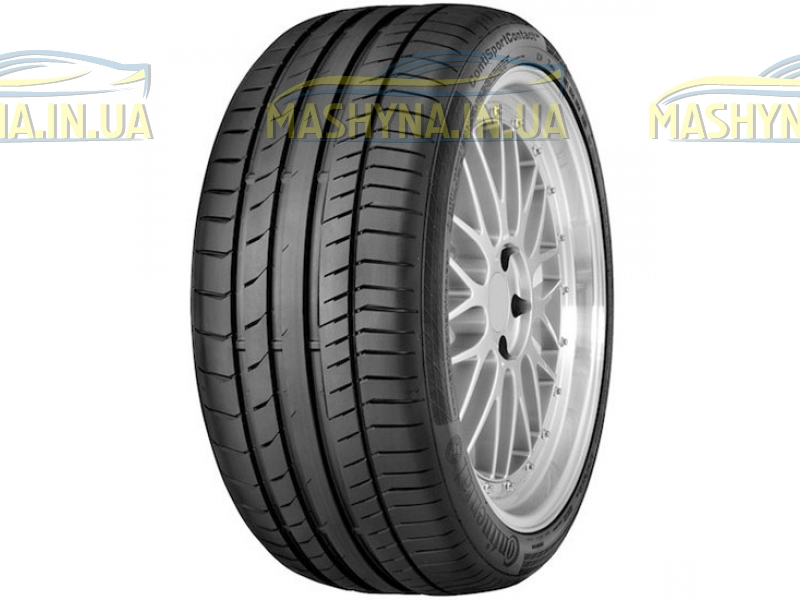 CONTINENTAL CONTI SPORT CONTACT 5 215/50 R18 92W FR DOT2018