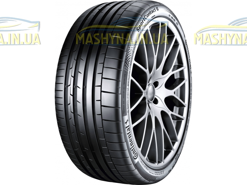 Continental SportContact 6 245/40 ZR19 98Y XL