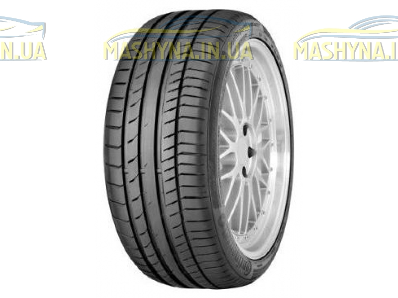 CONTINENTAL SPORTCONTACT 5 235/60 R18 103W N0